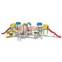 Детский игровой комплекс Цитадель-1 InterAtletika
