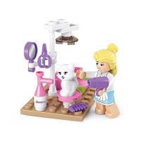 Sluban Building Blocks Обучающая детская игрушка Pet Beauty 30PCS разные цвета