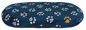 Матрац Trixie Jimmy Cushion нейлон и полиэстер, синий, 50х35 см