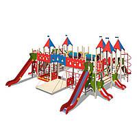 Детский игровой комплекс Бастион InterAtletika