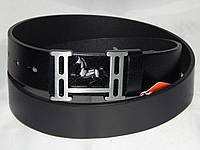 Ремень мужской кожаный HERMES ширина 40 мм, реплика 930570