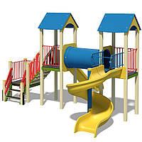 Детский игровой комплекс Каскад InterAtletika