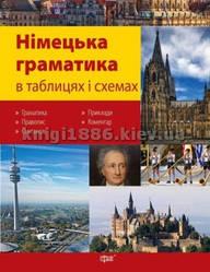 Німецька мова (Deutsch) | Граматика в таблицях і схемах. 5-11 клас | Бережная | Торсинг