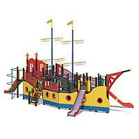 Детский игровой комплекс Корабль InterAtletika