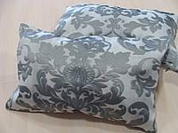 Комплект подушек серые коронки,  2шт, фото 1