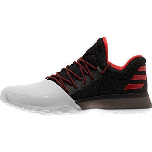 Баскетбольные кроссовки adidas Harden Vol. 1 (Адидас) черно-белые