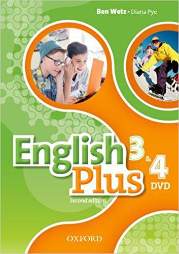 English Plus Second Edition 3 and 4 DVD