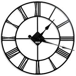 Часы настенные лофт Weiser LONDON [Металл, Открытые]