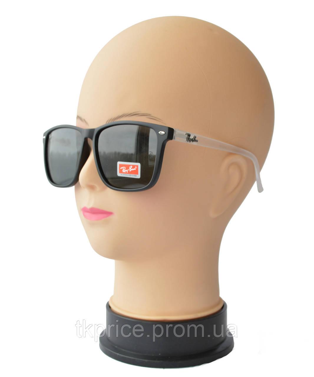 Солнцезащитные очки унисекс вайфареры с флексами