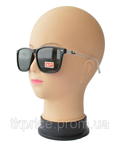 Солнцезащитные очки унисекс вайфареры с флексами, фото 2