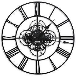 Настенные часы из металла Weiser BERLIN [Металл, Открытые]