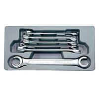 Набор ключей разрезных 6 пр. (8-19 мм) (FORCE 5066)