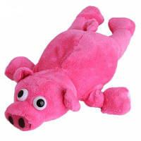 Новые Смешные Лапу Игрушки Прекрасная Новинка Летающая Свинья Кричать Рогатки Плюшевые Дети Подарок Розовый