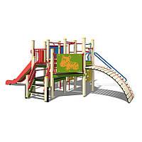 Детский игровой комплекс Тигренок InterAtletika