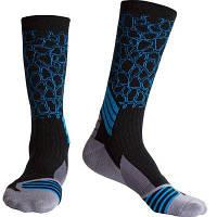 5 пар Мужские спортивные компрессионные носки для бега Чёрный