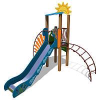 Детский игровой комплекс Ручеек InterAtletika