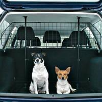 Перегородка Trixie Car Dog Guard в багажник металлическая с сеткой, 125-140х63-135 см