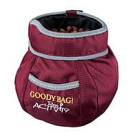 Сумка для лакомств Trixie Goody Bag для дрессировки собак, 11х16 см