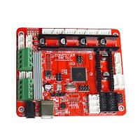 ZONESTAR ZRIB-V5 Панель контроллера 3D принтера Красный