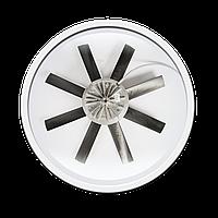 Осьовий FISCHBACH (аксіальний) вентилятор без рами