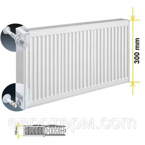 Стальные радиаторы Korado тип 22 300*1100