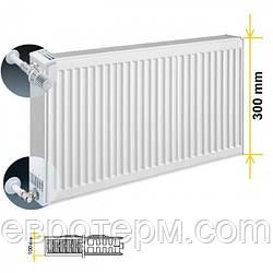 Сталеві радіатори Korado тип 22 300*1400