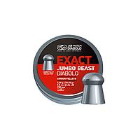 Пули пневматические JSB Exact Jumbo Beast, 150 шт/уп, 2,2 г, 5,52 мм