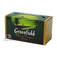 Зеленый Чай Greenfield Flying Dragon (25 шт)