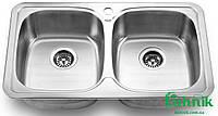 Мойка кухонная Kraft M401_0,8 mm (полированная), фото 1
