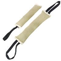 Апорт Sprenger дрессировочный для собак, джут, 30х8.5 см