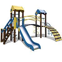 Детский игровой комплекс Гномик-NEW