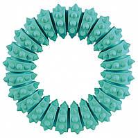 Игрушка Trixie Mintfresh Ring для собак резиновая, с ароматом мяты, 12.5 см