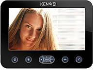 Цветной домофон Kenwei E706FC-W100 (BLACK)