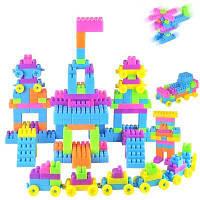 Творческие строительные блоки Раннее образование Игрушка для детей 302 шт. Цветной