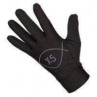Зимние наручные спортивные теплые перчатки с сенсорным экраном XL