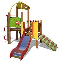 Детский игровой комплекс Кроха-NEW InterAtletika