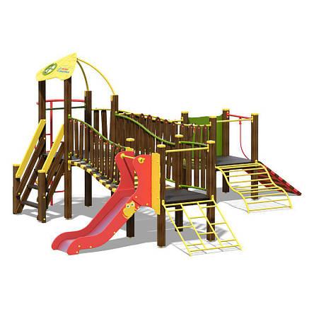 """Детский игровой комплекс """"Волна-NEW"""", фото 2"""