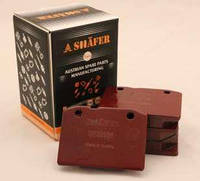 Тормозные колодки (передние, Shäfer SB20166) Vaz 2101-06