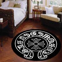Декоративный коврик с круглым профилем Antiskid Soft Home Mat5 40x40 см