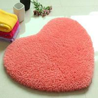Дверь Матовый Сладкий Сердце Форма Смазливая Домашний Декор Floor Mat3 40X50см