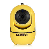DIDseth DID-903FH HD 720P Smart WiFi PTZ IP-камера Жёлтый