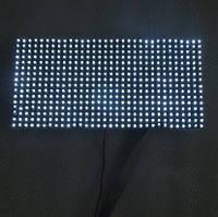 Светодиодный модуль для бегущей строки P10 white