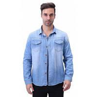 Модные карманные украшения для мужской рубашки с длинными рукавами 4XL