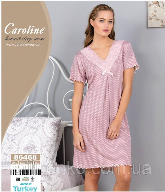 a982c9fd99d52e7 Ночная сорочка с кружевом