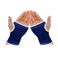 Эластичный бандаж на кисть с отверстием под палец - 1 шт.