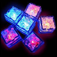12pcs светодиодный кубический квадрат для свадебного банкета клубного шампанского Tower Holiday Decorat RGB