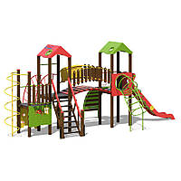 Детский игровой комплекс Теремок-NEW InterAtletika