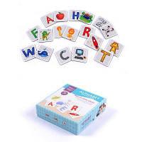 Обучающая игрушка для обучения алфавиту Светло-синий