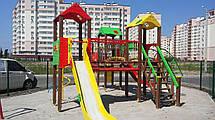 """Детский игровой комплекс """"Замок-NEW"""", фото 2"""