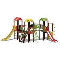 Детский игровой комплекс Замок-NEW InterAtletika